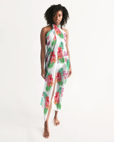 Hibiscus Bahama Beach Bella Swimsuit Cover Up