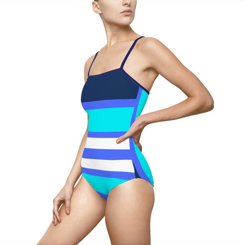 Nautical Stripes Swimsuit