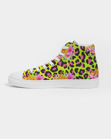 Island Safari Hightop Sneakers