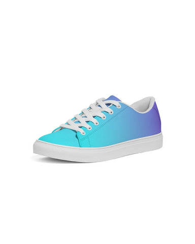 Bahama Blue Ombre Sneakers