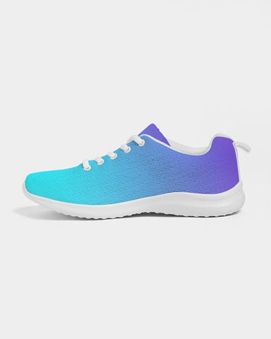 Bahama Blue Ombre Running Shoes