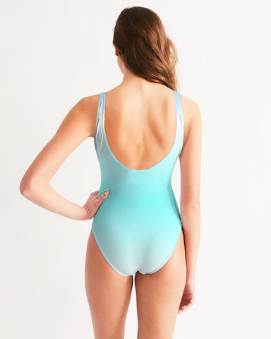 Oceana Blue Ombre Swimsuit