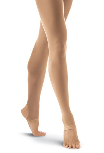 Child Stirrup Tights (Color - Tan)
