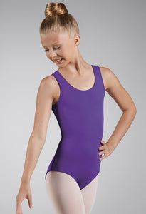 Level I Ballet Leotard (Color - Grape)
