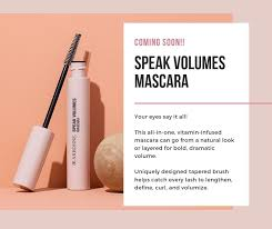 Speaks Volume Mascara