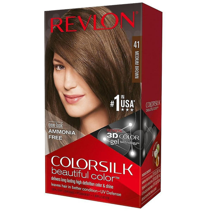 REVLON COLOR SILK