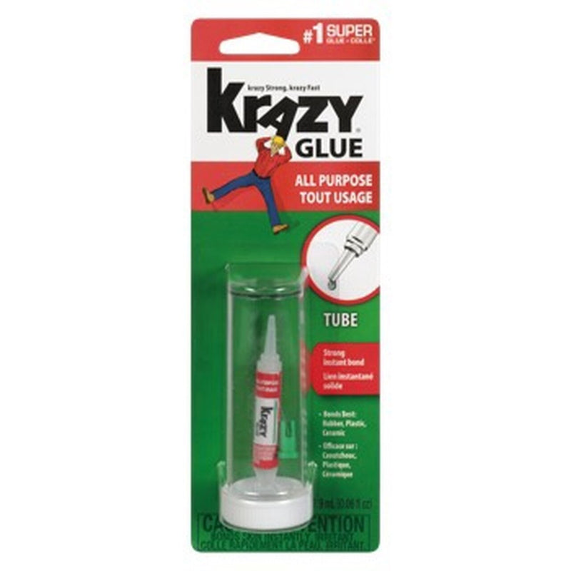 KRAZY GLUE All Purpose 1.9mL Tube