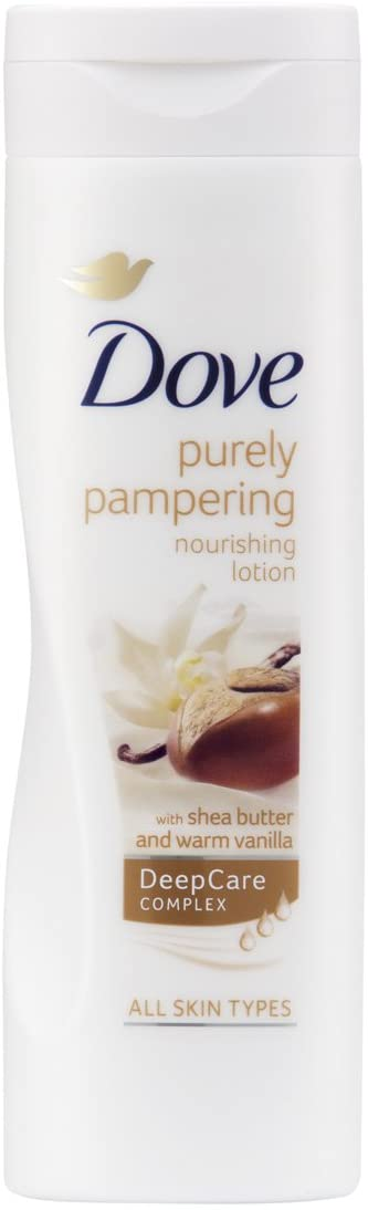 Dove Purely Pampering Shea Butter Body Lotion 400ml