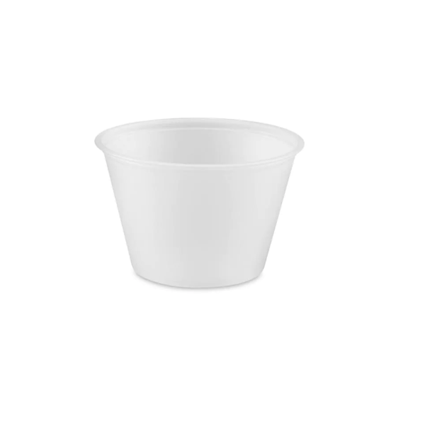 Plastic Portion Cups (2500/Case)