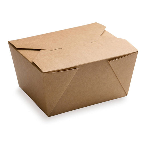 Kraft Take Out Box
