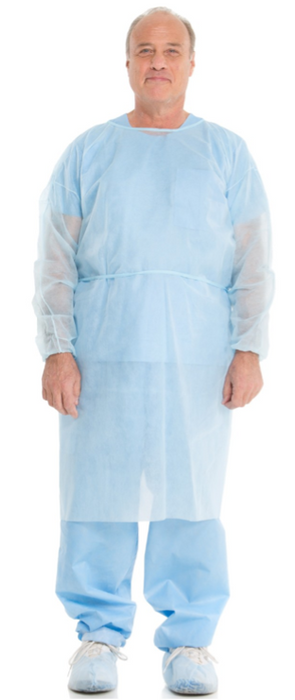 Eclusion™ Isolation Gown AAMI Level 2