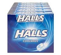 HALLS Coolwave - 20Pack