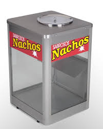 EXHIBIDOR DE NACHOS INTERNATIONAL EN-3