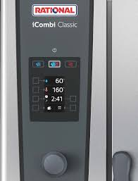 HORNO RATIONAL iCOMBI CLASSIC MOD. 6-2/1 ELECTRICO
