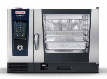 HORNO RATIONAL iCOMBI PRO MOD. 6-2/2 A GAS