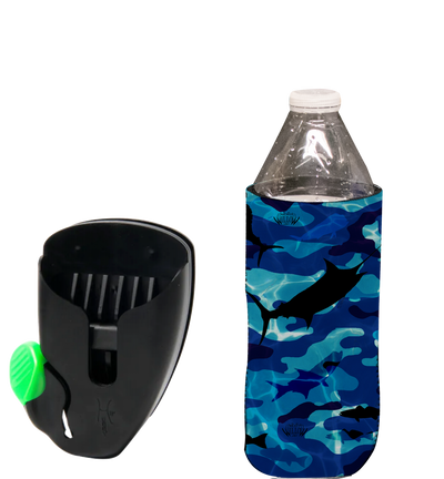 Waterbottle H2O Fish