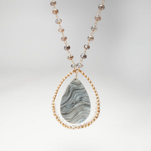 Dreaming of Druzy Necklace