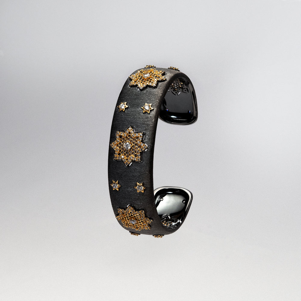 Medium Moorish Cuff