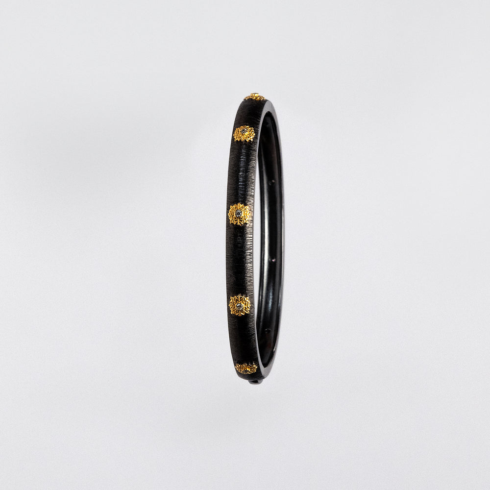 Narrow Moorish Bangle