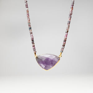 Load image into Gallery viewer, Purple Passion Necklace