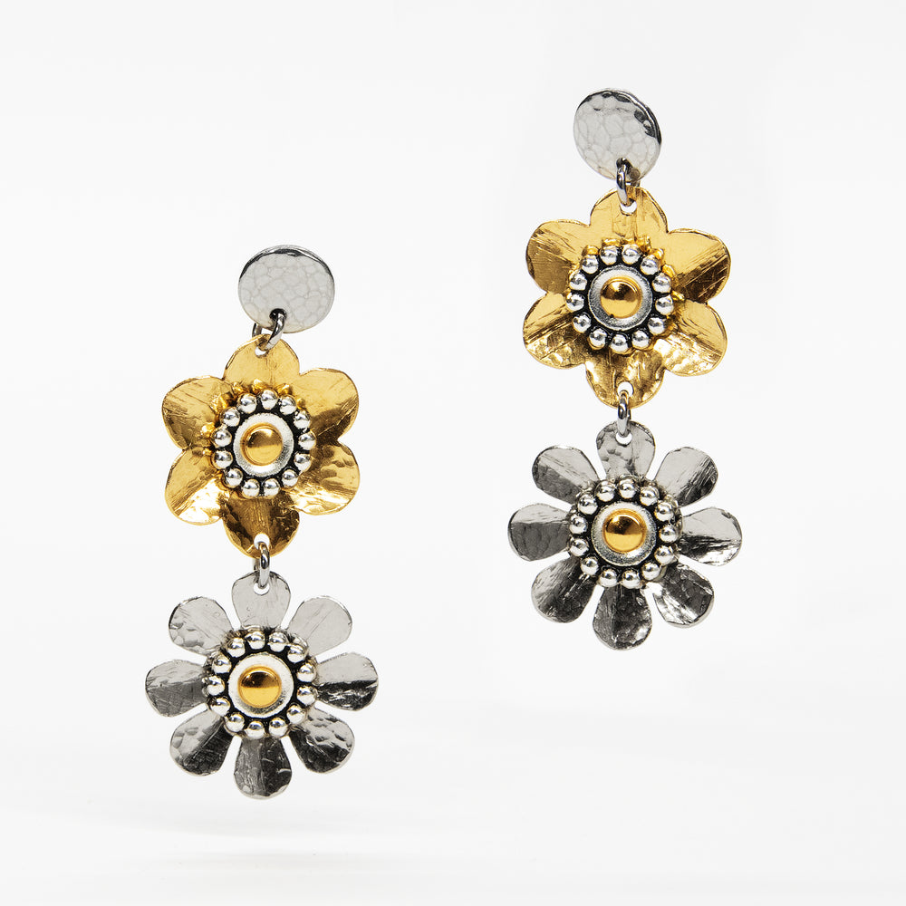The Flower Power Earrings