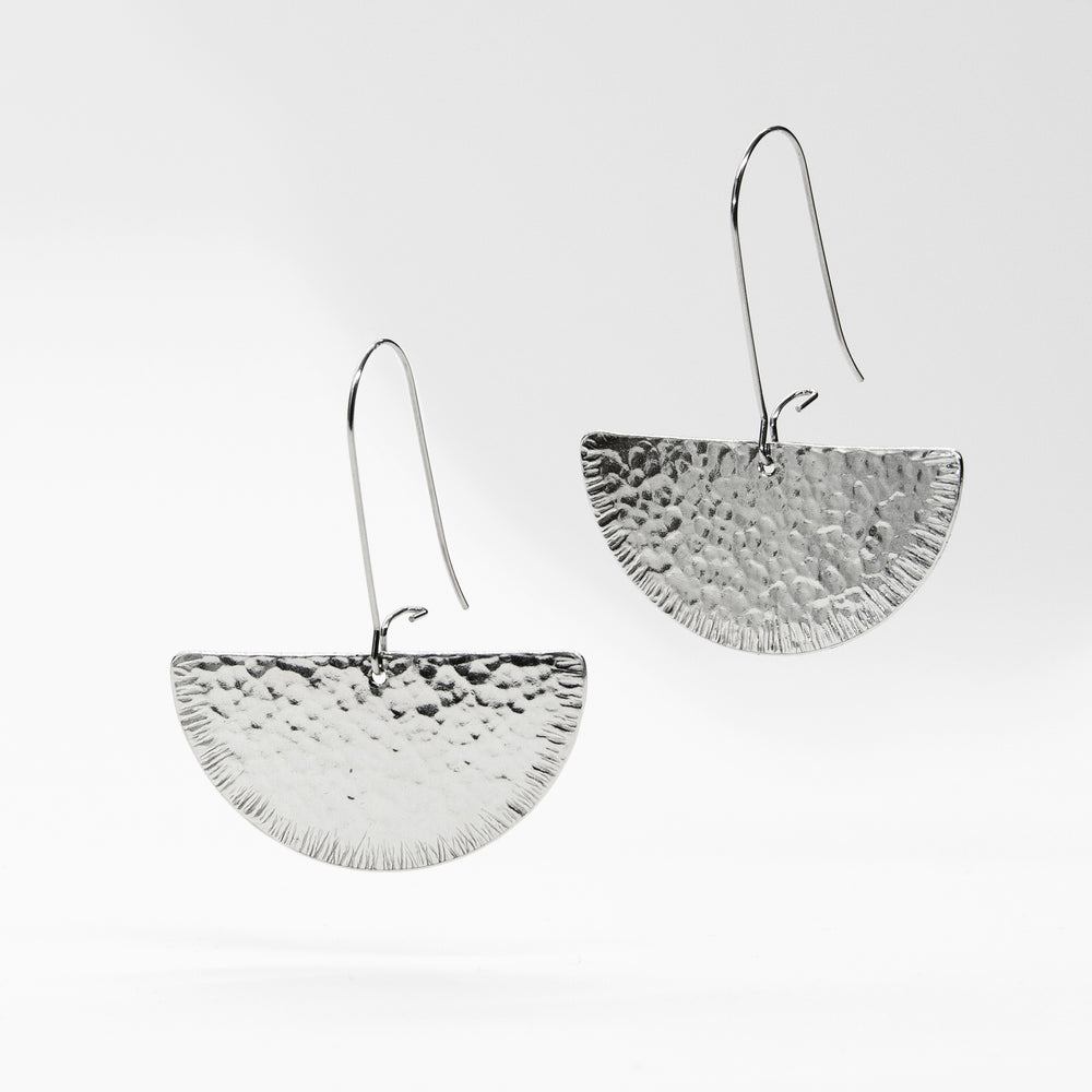 The Half Moon Earrings