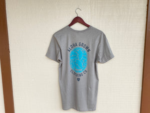 Oval Kalp T-shirt Mens