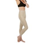 Low-Waist Ankle-Length Girdle With Side Zips LW-LGL
