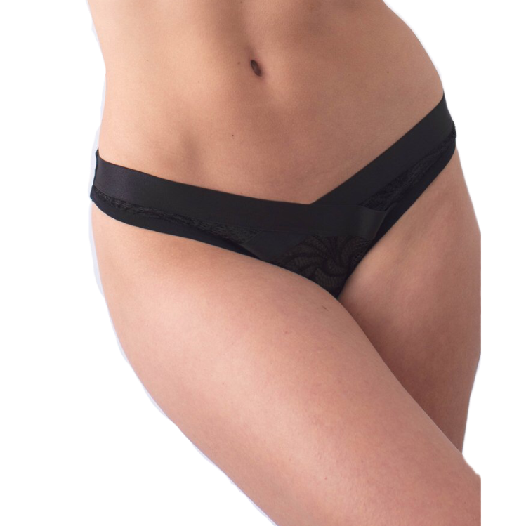 Hotmilk Project Me Warrior Black Bikini Brief