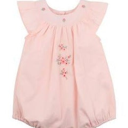 Bebe Lilly Woven Romper