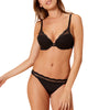 Simone Perele Black Confiance Push Up Triangle Bra