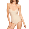 Nude Chantelle Soft Stretch Bodysuit Spaghetti Strap
