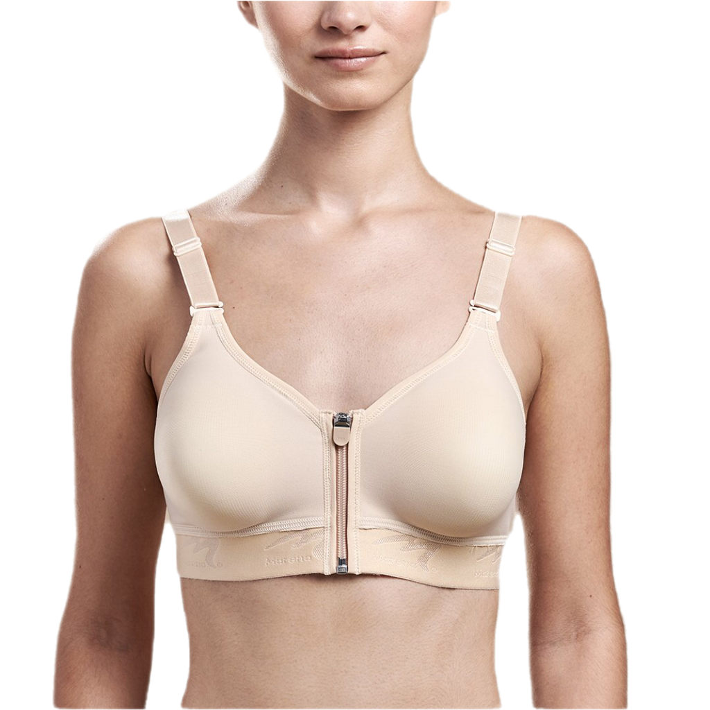 FlexFit Ultra-Low Coverage Zip-Front Bra B09Z