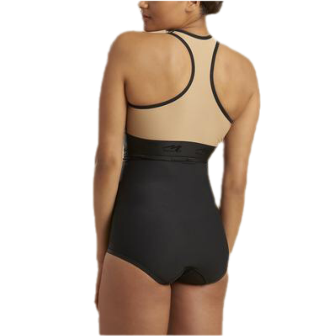 High-Waist Zipperless Girdle - Bikini Length LGA
