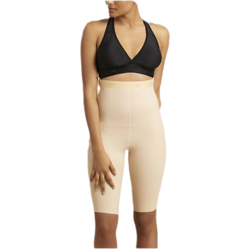 High-Waist Girdle - Short Length (Wide Elastic Top - Deleted Style) LGS