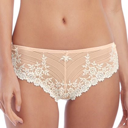 Wacoal Nude Embrace Lace Tanga Brief