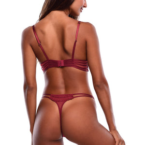 Queen/Night Filigree Naran Brazilian Thong