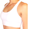 Empower By Dr Anh - White Crop Bra