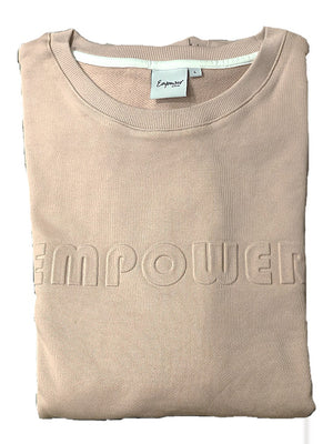 Empower By Dr Anh - Pink Sweatshirt