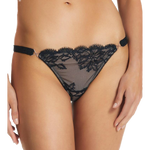 Fine Lines Underline Promise Thong