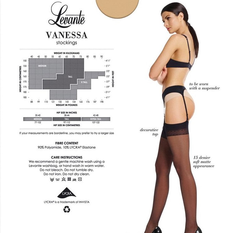 Vanessa Stockings