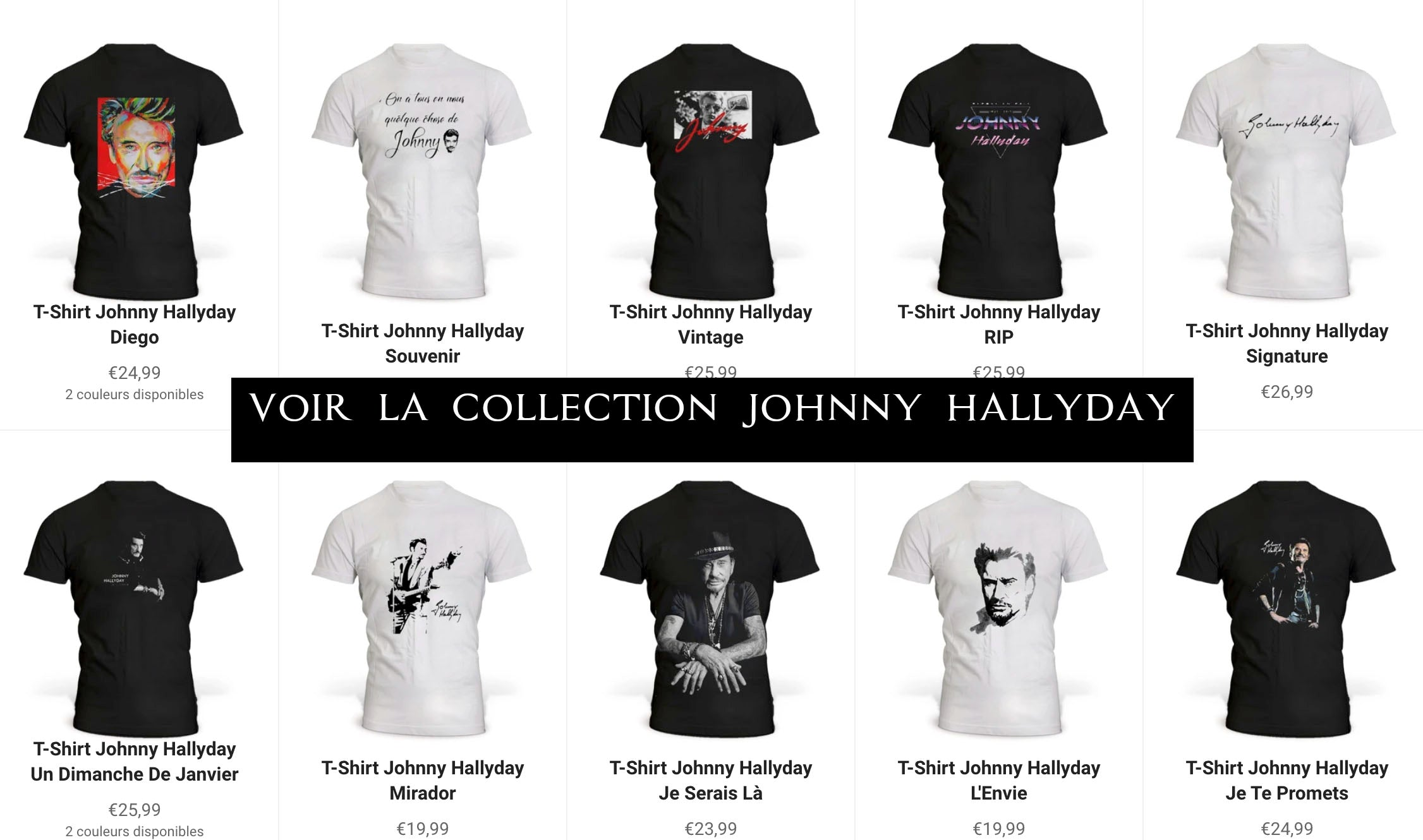 Collections Johnny Blog