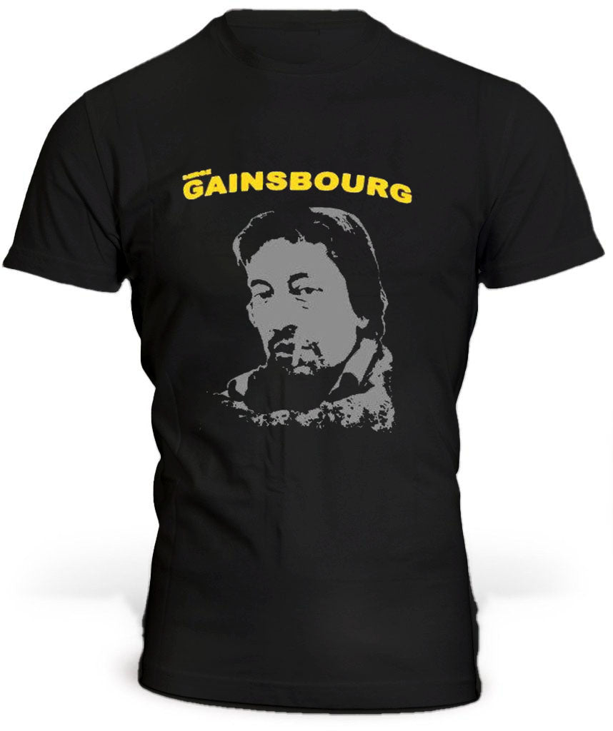 T-Shirt Gainsbourg