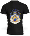 T-Shirt Royal Noir