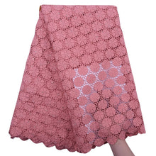 Load image into Gallery viewer, Circle Pattern Guipure Lace 18304-Light Pink