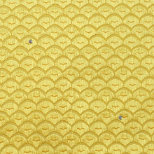Load image into Gallery viewer, Yellow Squama Texture Swiss Lace 21993-