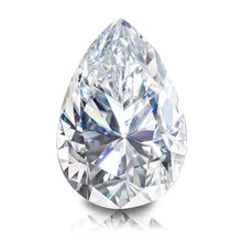 Load image into Gallery viewer, Loose Pear Moissanite Gems