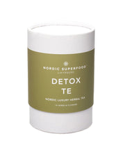 Detox Te – 14 Örter & Blommor - Nordic Superfood by Myrberg