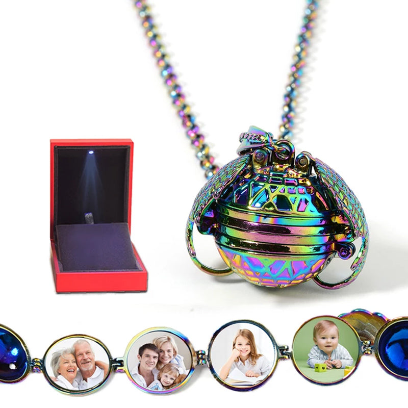 Expanding Photo Locket(buy one get one for free)