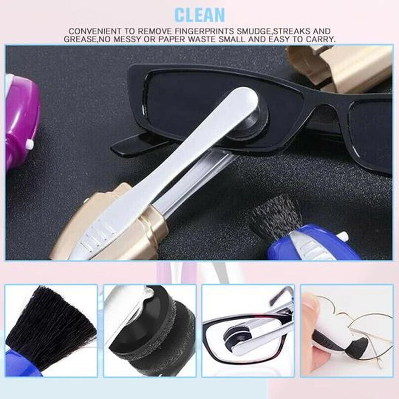 (Buy 1 Get 1 Free🛒)Eyeglass Cleaning Kitthe perfect solution for glasses cleaning